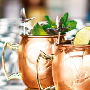 French Mule